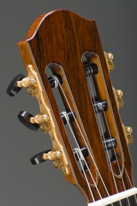 Classical Series Slotted Peghead