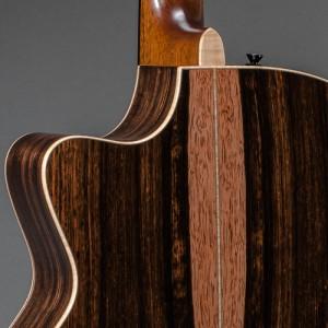 Curly Maple Binding