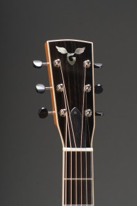 Traditional Series Peghead