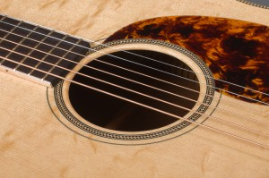 Traditional Series Marquetry Rosette