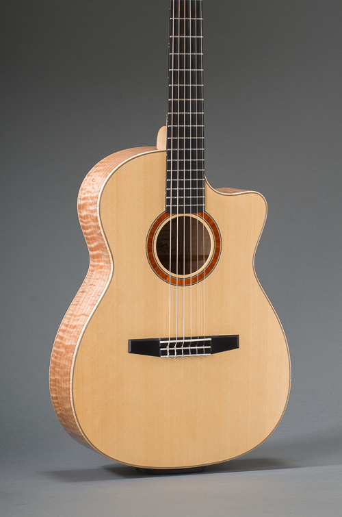 Maple Crossover - Body Front