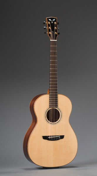 14-Fret Signature Parlor - Full Front