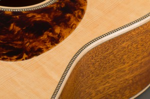 Traditional Series Herringbone Marquetry Purfling