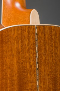 Traditional Series Chevron Marquetry Backstrip