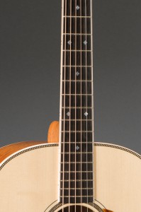 Traditional Series Fretboard Inlay & Binding