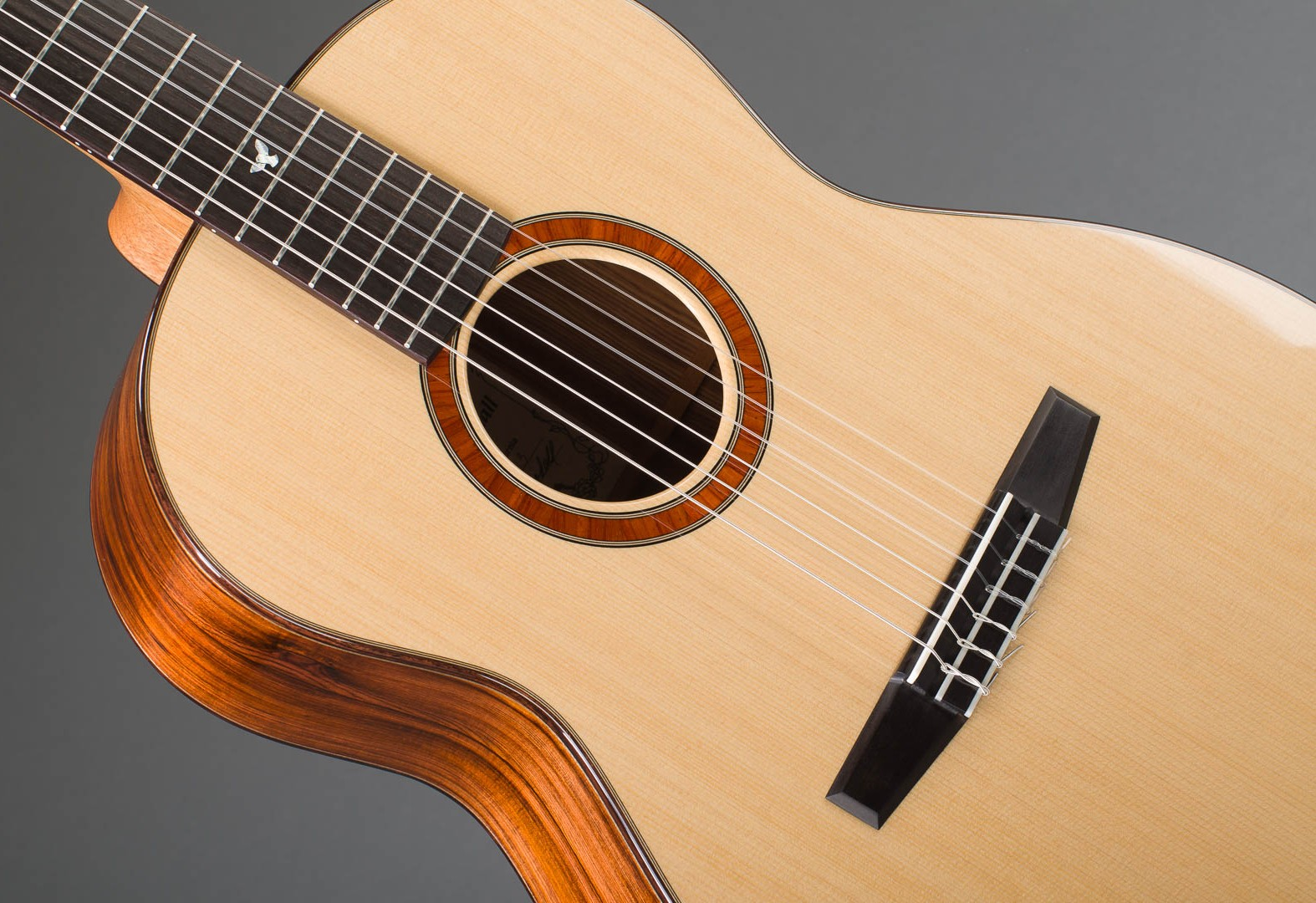 Palo Escrito Crossover With Port Orford Cedar Top
